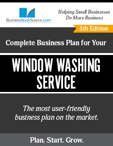 Window Washing Service Business Plan