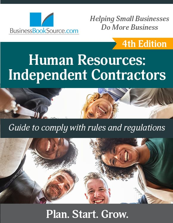 Human Resources: Independent Contractors