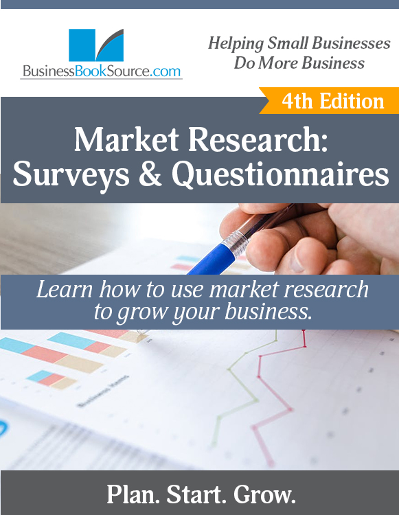 Market Research: Surveys and Questionnaires