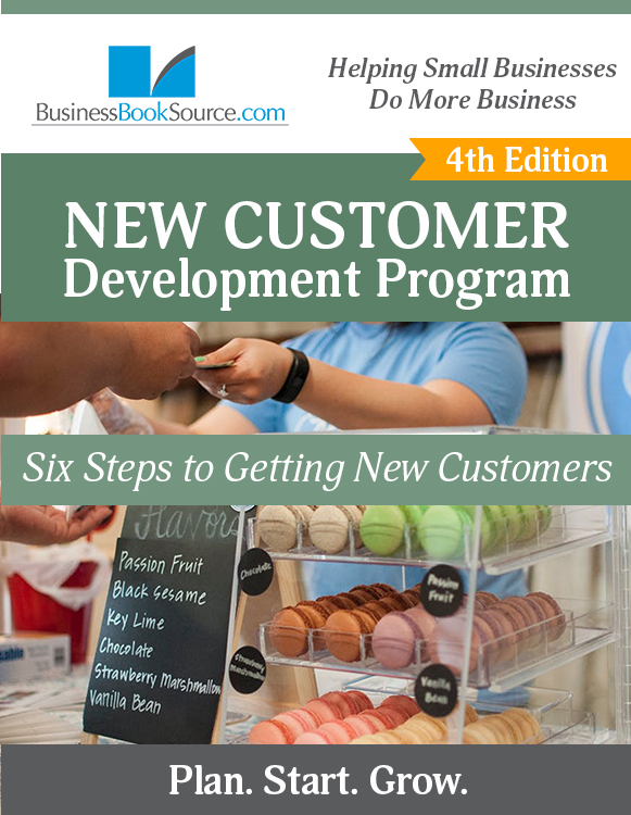 New Customer Development Program eBook