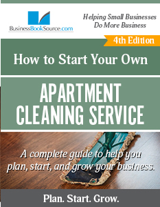 Start Your Own Apartment Cleaning Service!