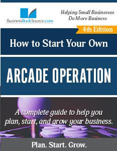 Start Your Own Arcade