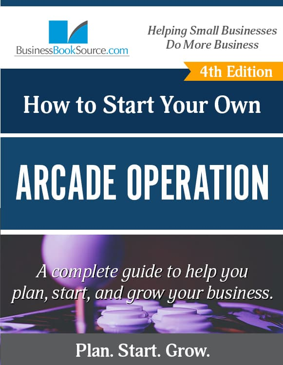 Start Your Own Arcade! eBook
