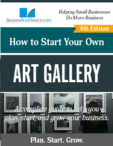 Start Your Own Art Gallery