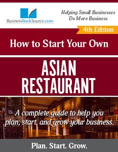 Start Your Own Asian Restaurant