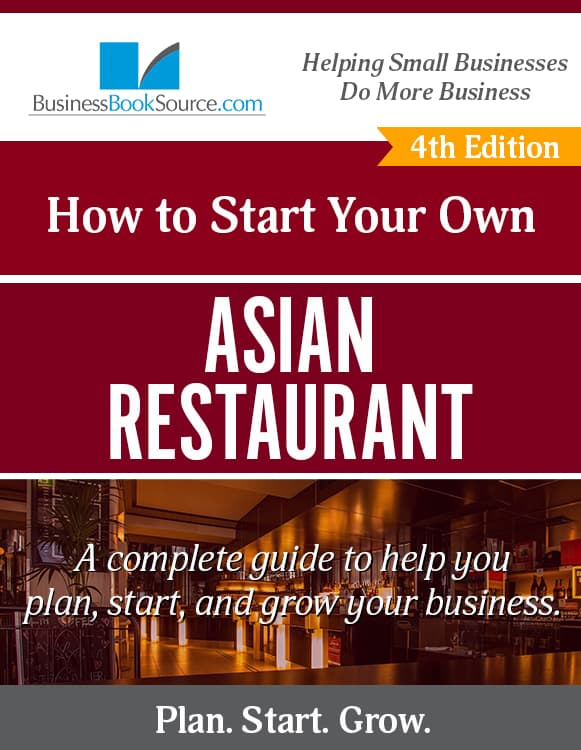 Start Your Own Asian Restaurant!
