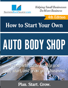 Start Your Own Auto Body Shop!