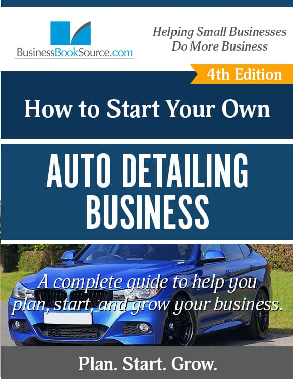 Start Your Own Auto Detailing Business!