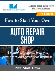 Start Your Own Auto Repair Shop