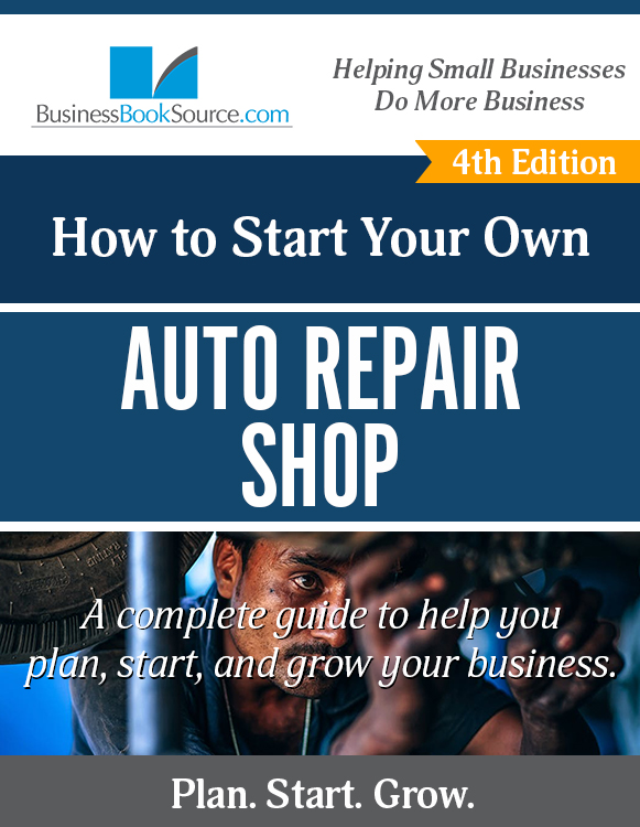 Start Your Own Auto Repair Shop!