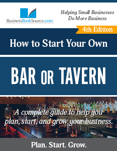Start Your Own Bar or Tavern!