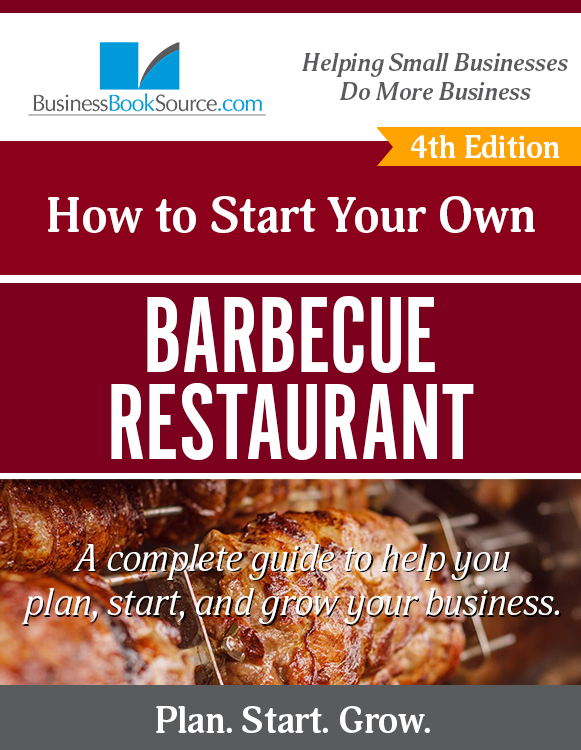 Start Your Own Barbecue Restaurant! eBook
