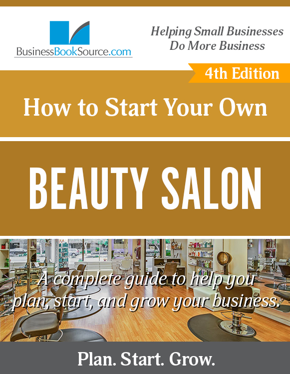 Start Your Own Beauty Salon!