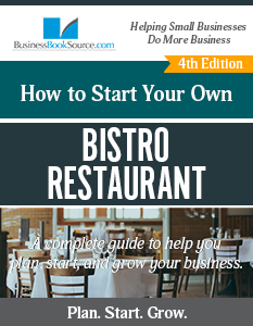Start Your Own Bistro Restaurant