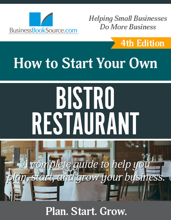 Start Your Own Bistro Restaurant!