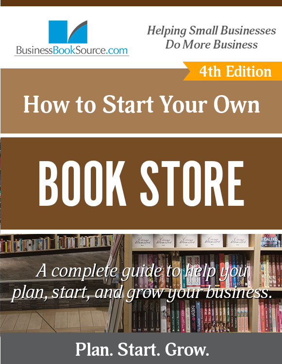 Start Your Own Book Store!