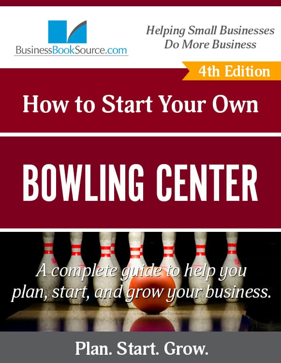 Start Your Own Bowling Alley!