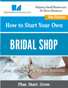 Start Your Own Bridal Shop