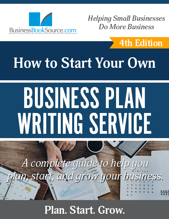 Start Your Own Business Plan Writing Service!