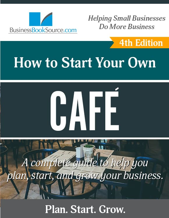 Start Your Own Cafe!