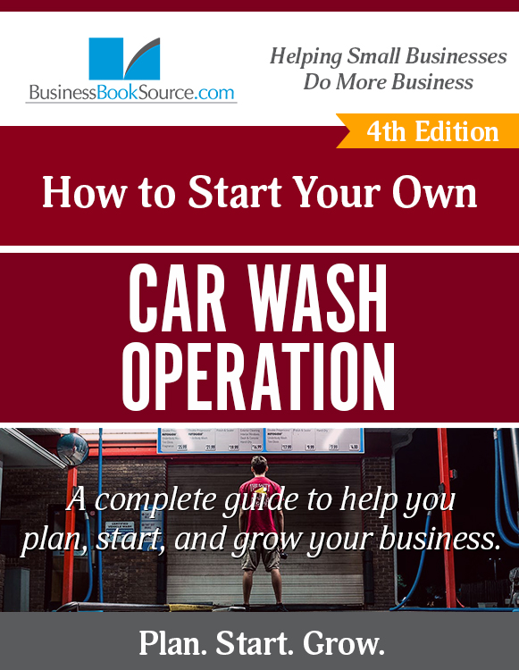 Start Your Own Car Wash!