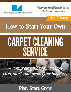Carpet Cleaning Service Business Plan