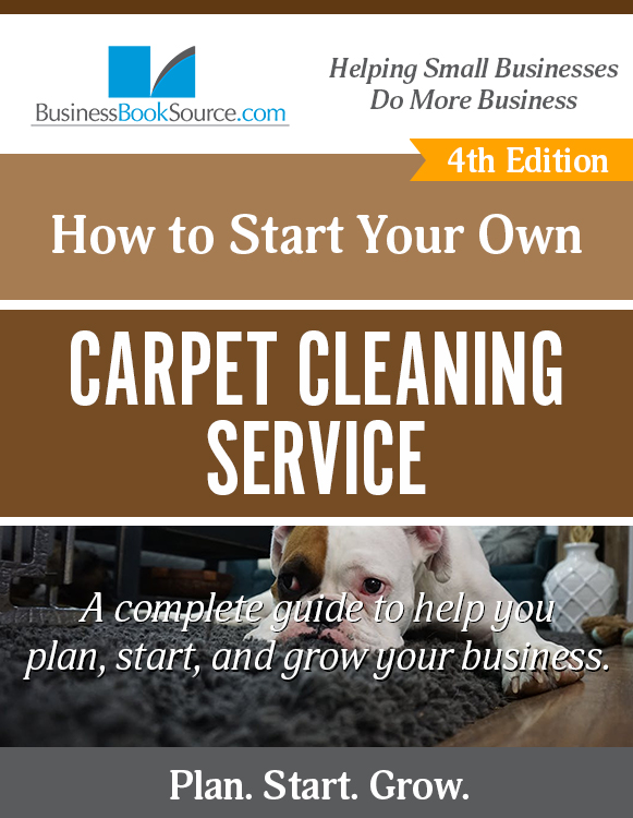 Start Your Own Carpet Cleaning Business!