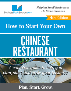 Start Your Own Chinese Restaurant