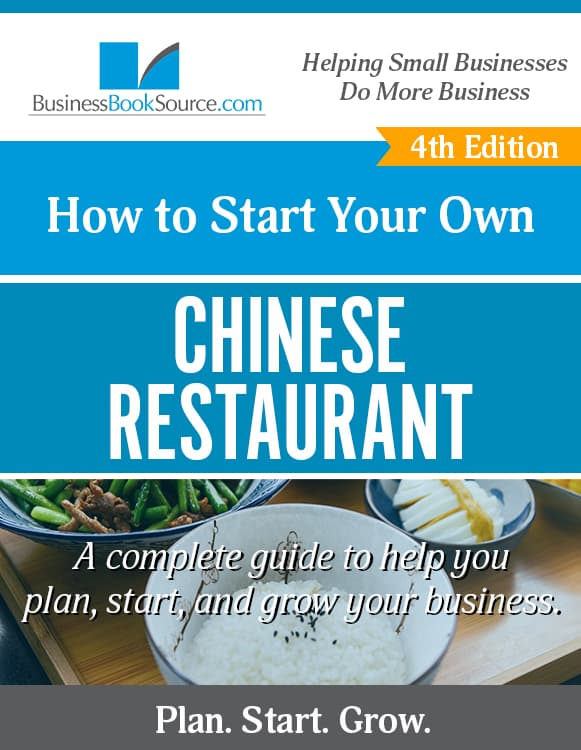Start Your Own Chinese Restaurant!