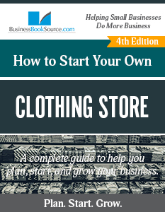 Start Your Own Clothing Store