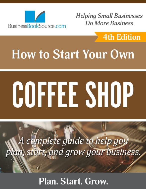 Start Your Own Coffee Shop!