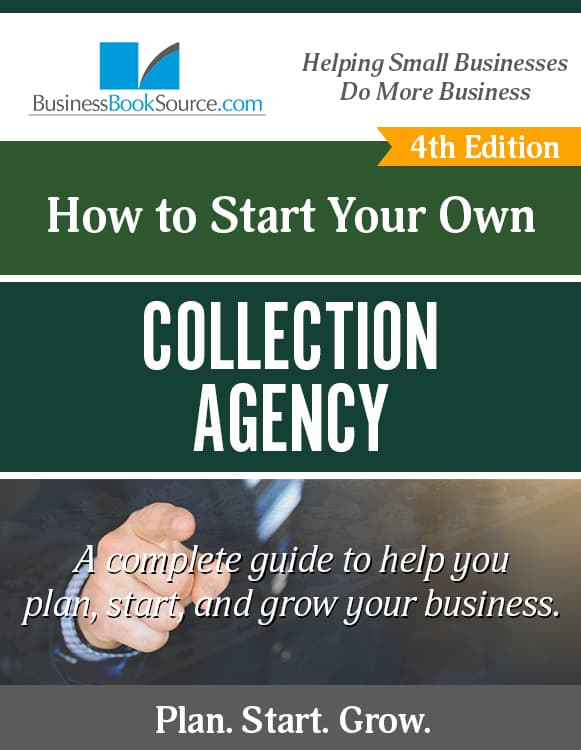 Start Your Own Collection Agency!