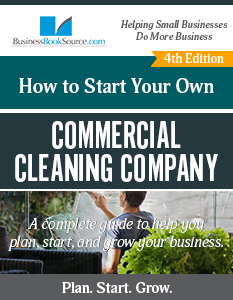 Start Your Own Commercial Cleaning Company