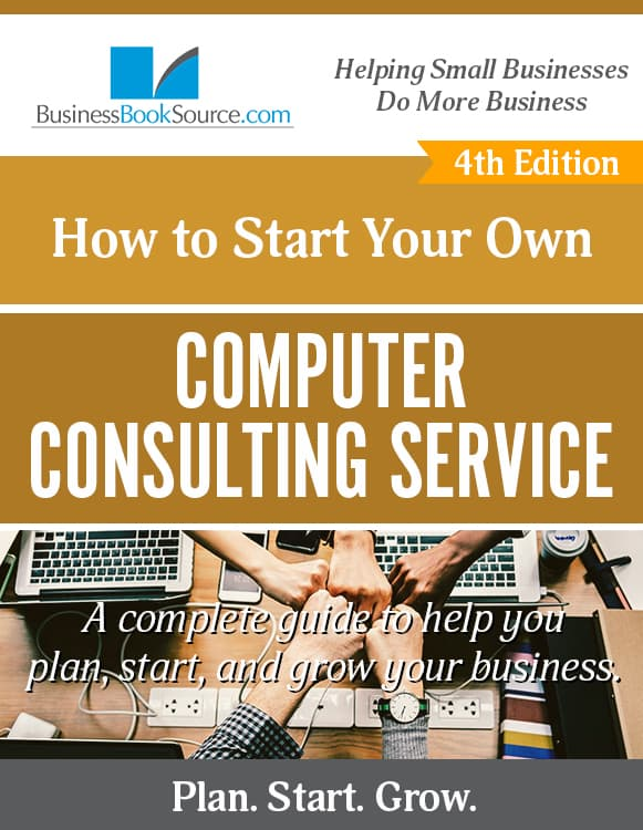 Start Your Own Computer Consulting Business!
