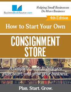Start Your Own Consignment Store!