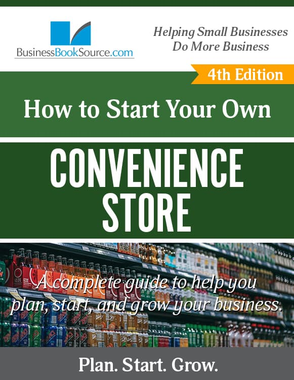Start Your Own Convenience Store!