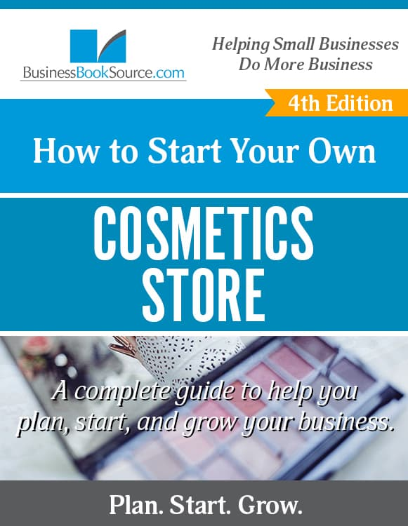 Start Your Own Cosmetics Store!