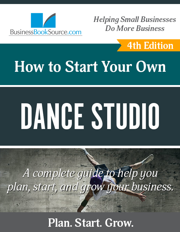 Start Your Own Dance Studio!