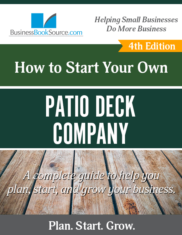 Making Money Selling and Installing Patio Decks!