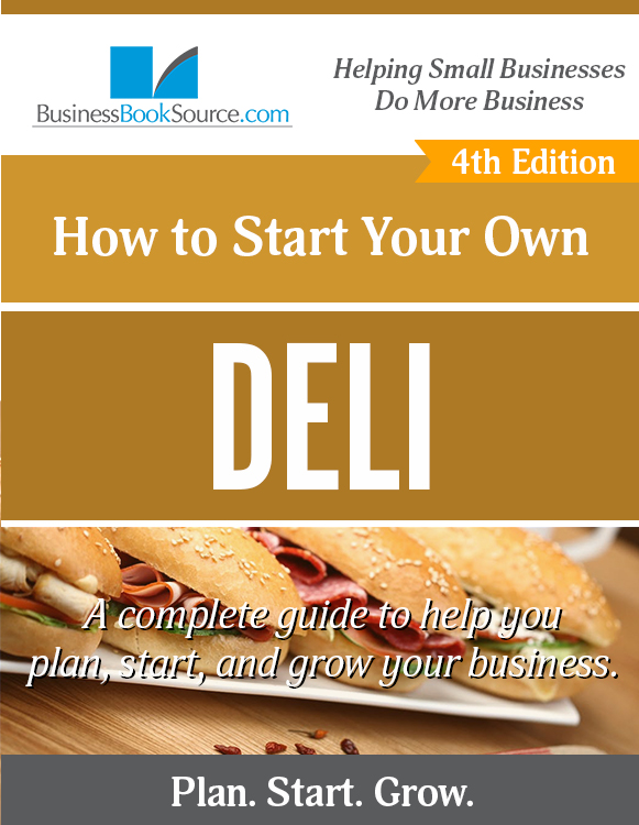 Start Your Own Deli! eBook