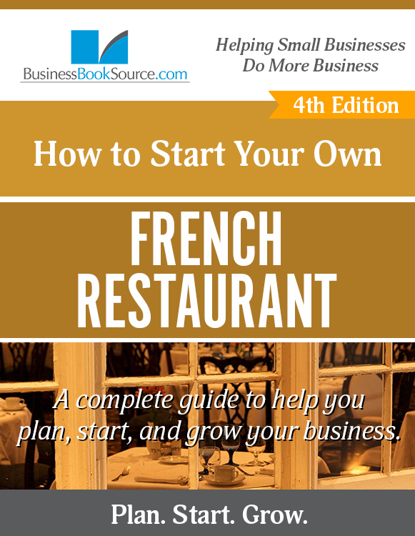 Start Your Own French Restaurant! eBook