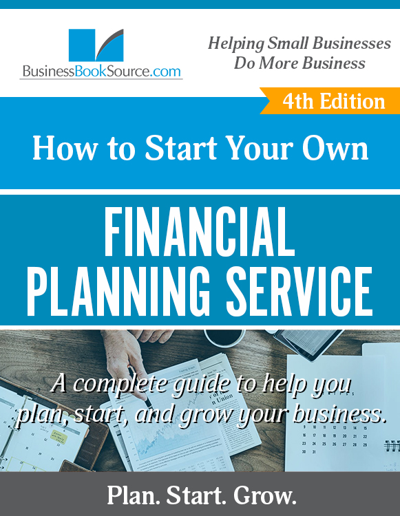 Start Your Own Financial Planning Business!