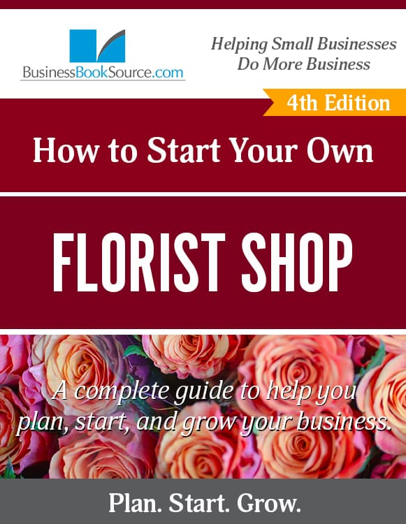 Start Your Own Florist Shop!