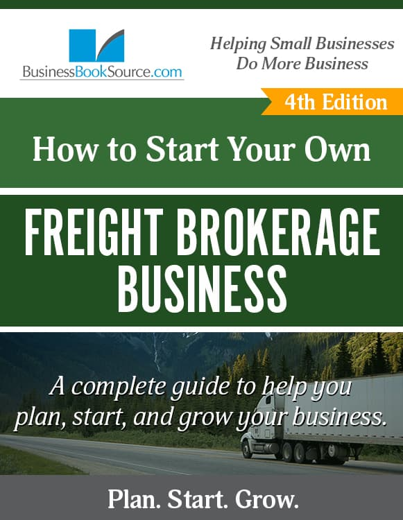 Start Your Own Freight Brokerage Business!