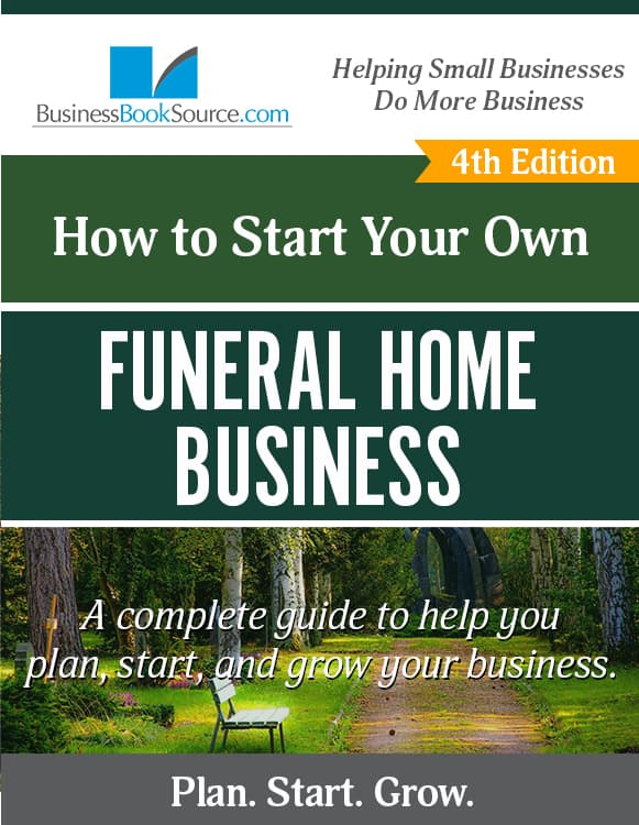 Start Your Own Funeral Home! eBook