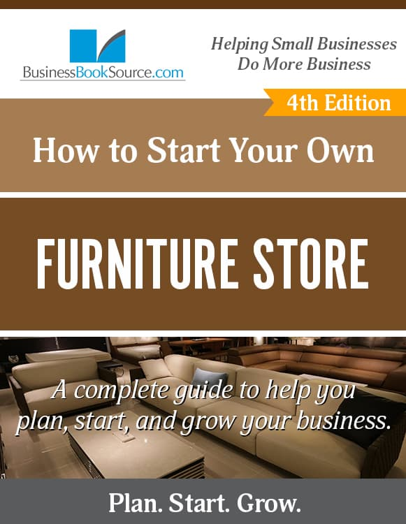 Start Your Own Furniture Store!