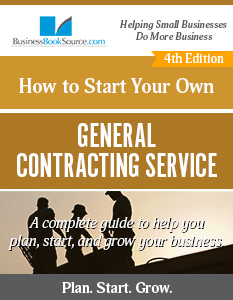 Start Your Own General Contracting Company!