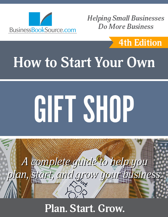 Start Your Own Gift Shop!