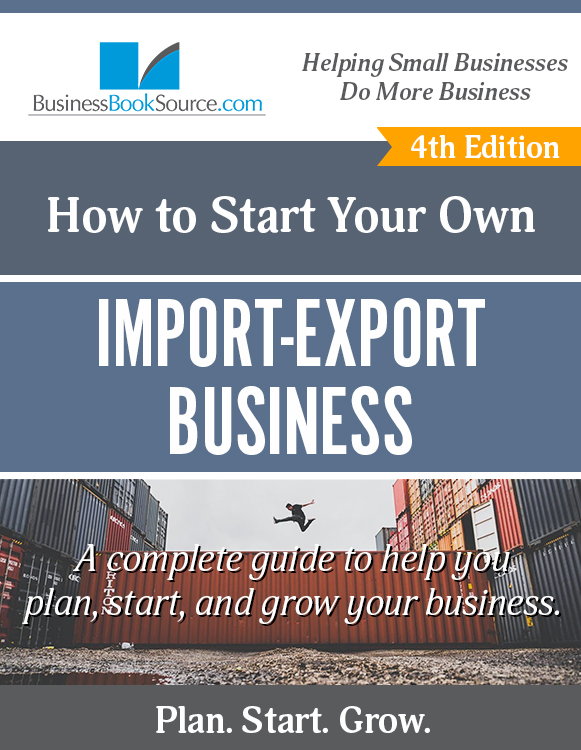 Start Your Own Import-Export Business!