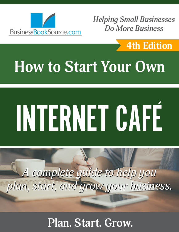 Start Your Own Internet Cafe! eBook